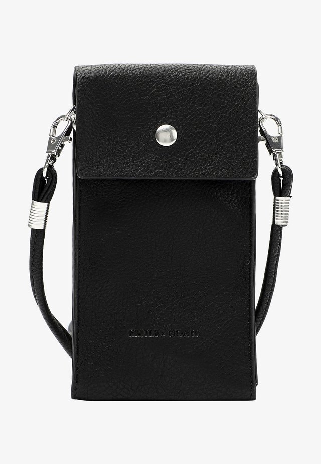 EMMA - Kännykkäpussi - black