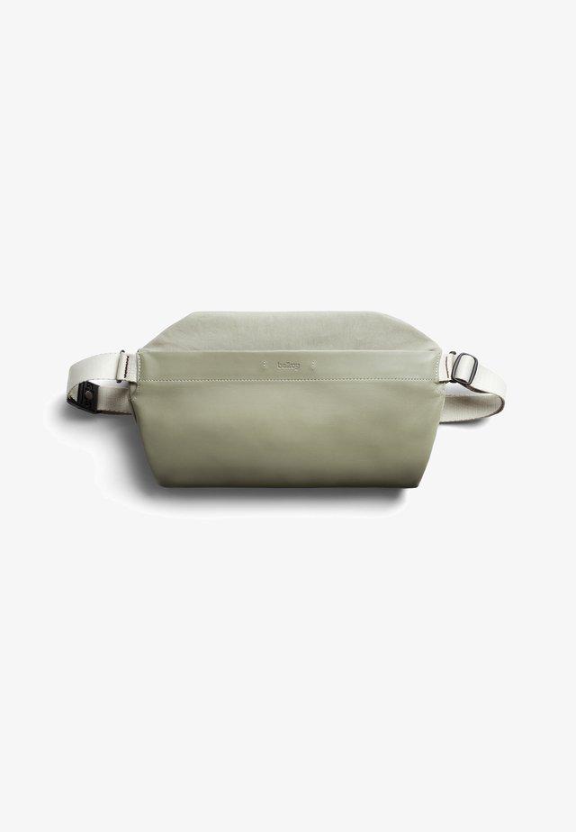 SLING PREMIUM - Bum bag - lichen grey