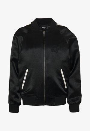BLOUSON - Bomber Jacket - black