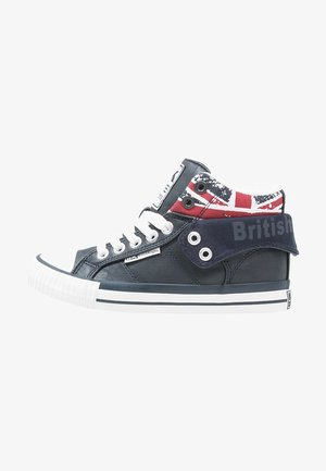ROCO - High-top trainers - navy