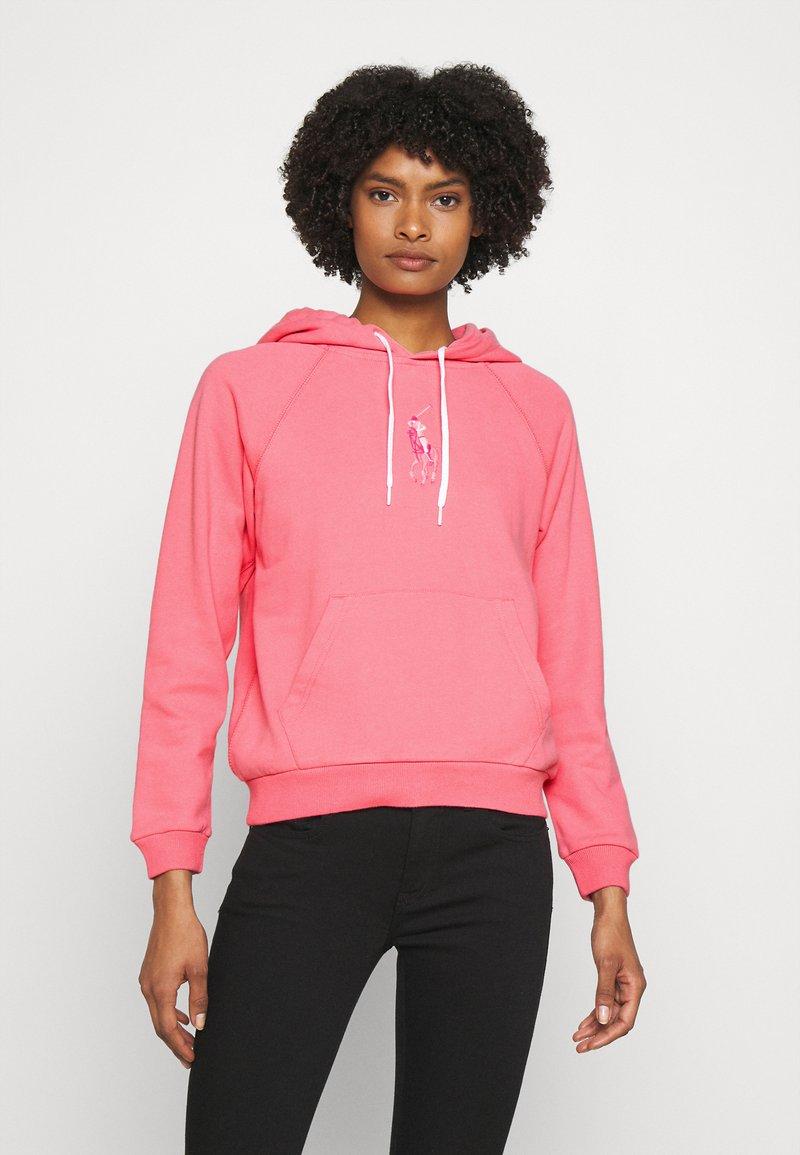 Polo Ralph Lauren - LOOPBACK - Collegepaita - ribbon pink