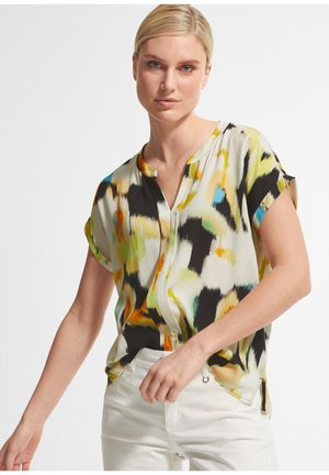Blouse - multi-coloured