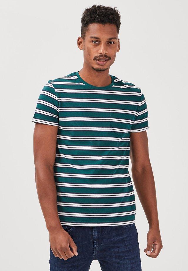 UMWELTFREUNDLICHES - T-shirt con stampa - vert foncé