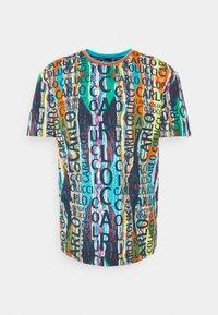 Carlo Colucci - Print T-shirt - multi - 0