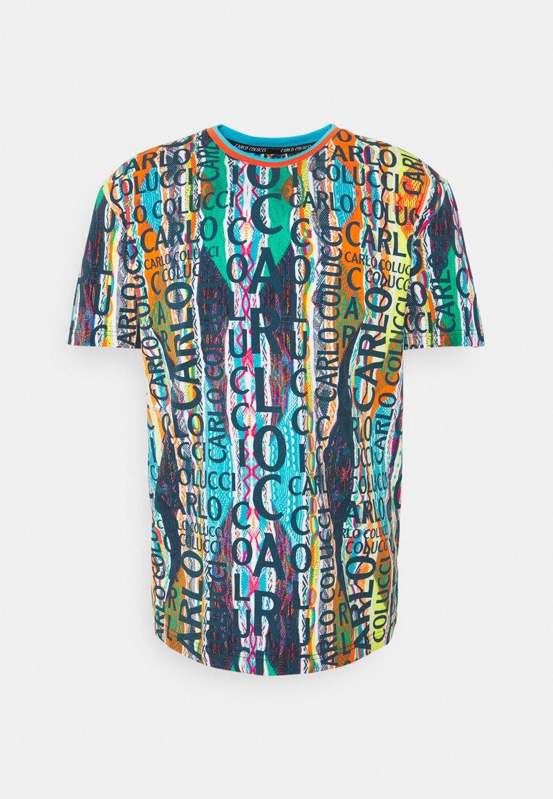 Carlo Colucci - Print T-shirt - multi