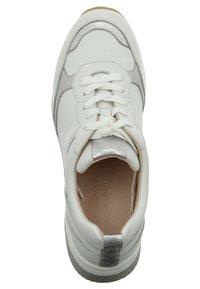 Gerry Weber - AFFI - Sneakers laag - weiss-silber - 5