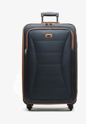 LESLIE  - Wheeled suitcase - blue