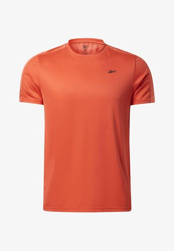 WORKOUT READY TECH - Koszulka sportowa - red