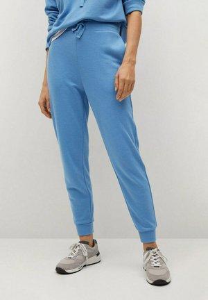 MAXIME8 - Pantalon de survêtement - sky blue