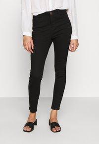 Dorothy Perkins Petite - SHAPING JEAN - Jeans Skinny Fit - black - 0