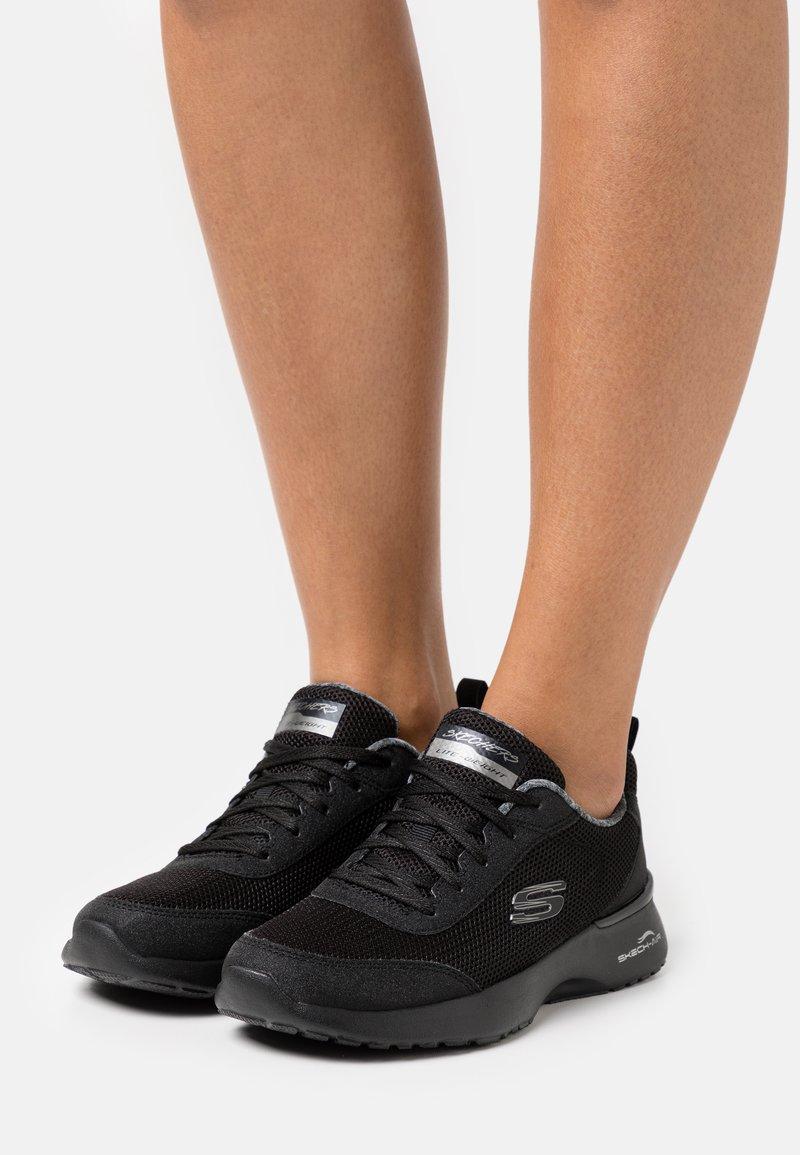 Skechers Sport - SKECH-AIR DYNAMIGHT - Zapatillas - black