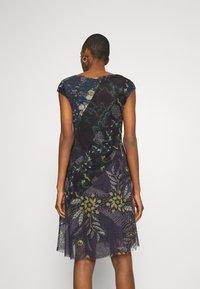 Desigual - HOUSTON - Vestido informal - azul grisaceo - 2