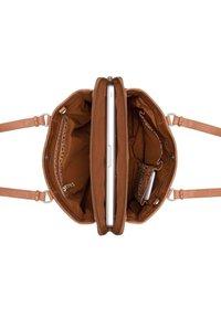 Burkely - CROCO CAIA  - Handbag - cognac - 3