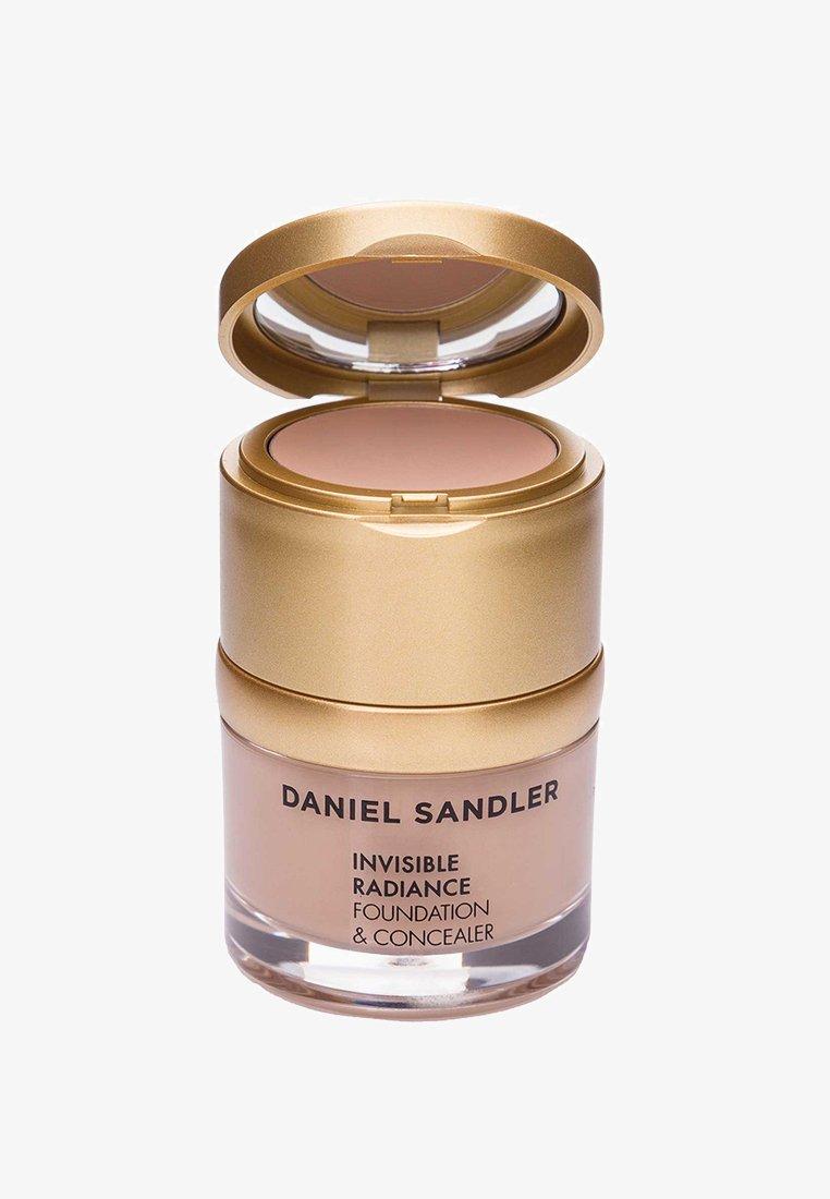 Daniel Sandler - INVISIBLE RADIANCE FOUNDATION - Foundation - sand