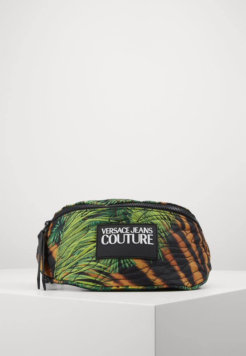 Versace Jeans Couture - JUNGLE PRINT BELT BAG - Bum bag - multicoloured