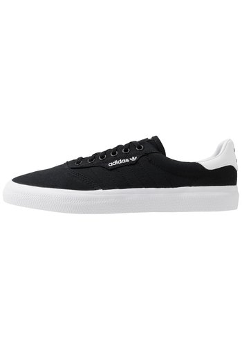 3MC UNISEX - Tenisky - core black/footwear white