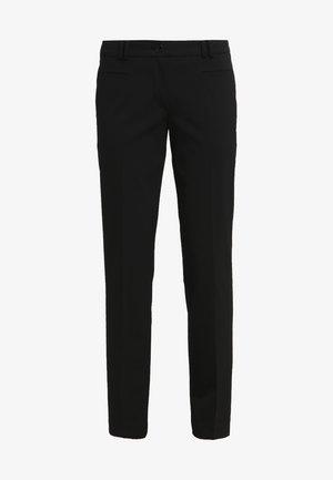 HEDY - Pantalones - schwarz