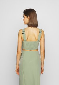 4th & Reckless - WEST TOP - Blouse - sage - 2
