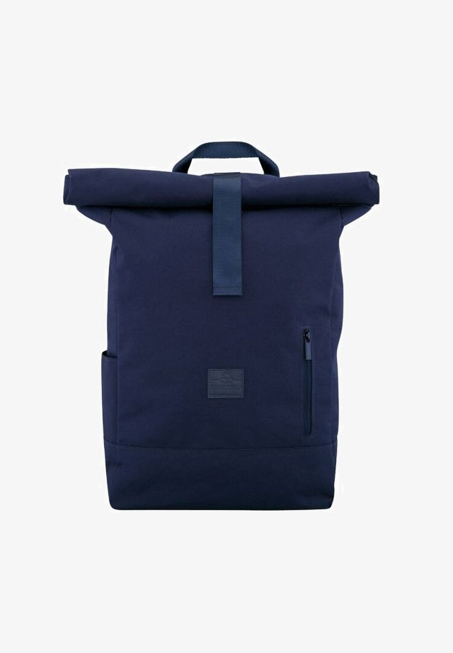 ROLL TOP AARON - Mochila - dark blue