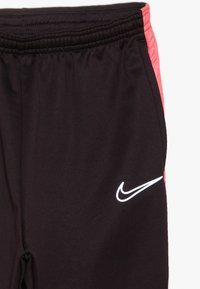 Nike Performance - ACADEMY WINTERIZED - Tracksuit bottoms - burgundy ash/racer pink/reflective silv - 3