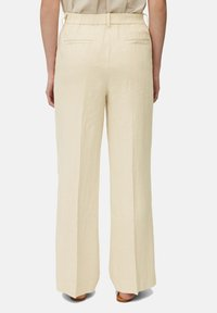 Marc O'Polo - Trousers - summer taupe - 2