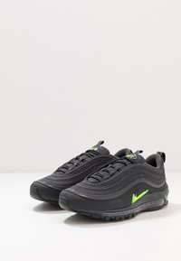 Nike Sportswear - AIR MAX 97  - Sneakers - anthracite/volt/electric green/cool grey - 2