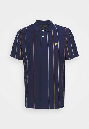 VERTICAL STRIPE  - Poloshirt - navy
