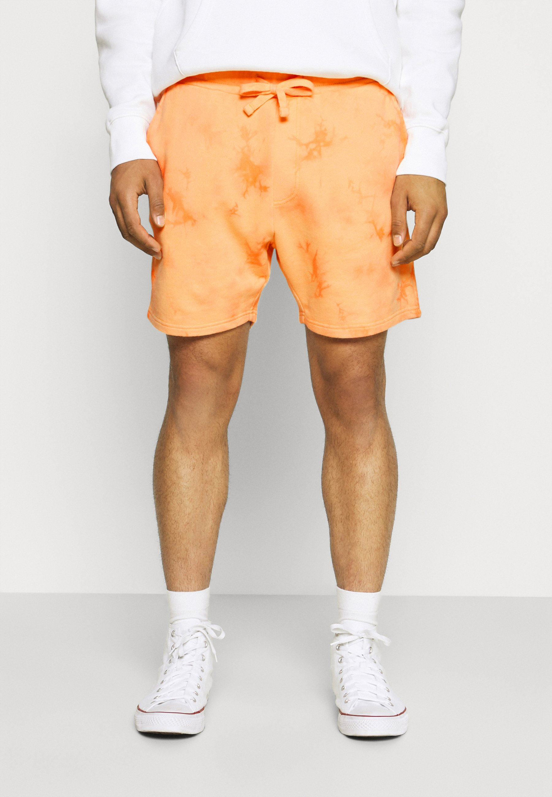 Men UNISEX - Shorts - orange