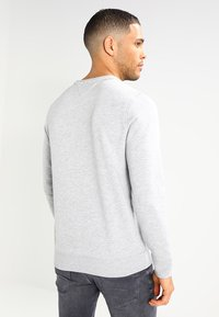 Tommy Jeans - ORIGINAL - Bluza - light grey heather - 2