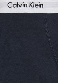 Calvin Klein Underwear - STRETCH TRUNK 5 PACK - Panties - black/dark blue/white - 7