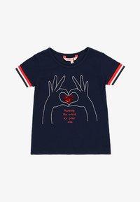 Boboli - T-shirt print - navy - 0