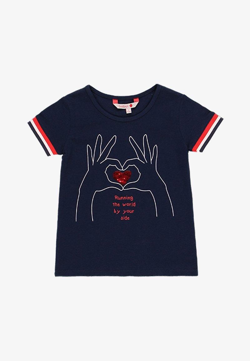 Boboli - T-shirt print - navy