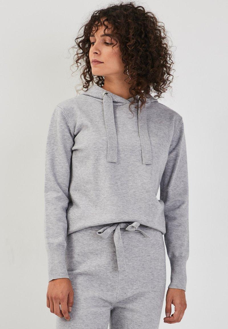 Cache Cache - Hoodie - gris clair