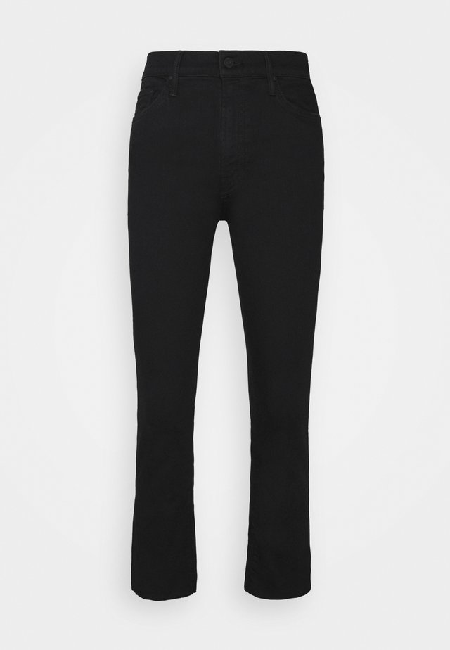 INSIDER CROP STEP FRAY - Straight leg jeans - not guilty