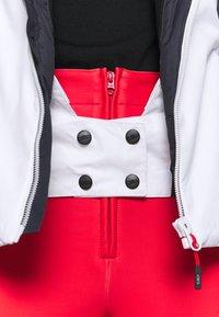 CMP - WOMAN JACKET FIX HOOD - Kurtka narciarska - bianco - 3