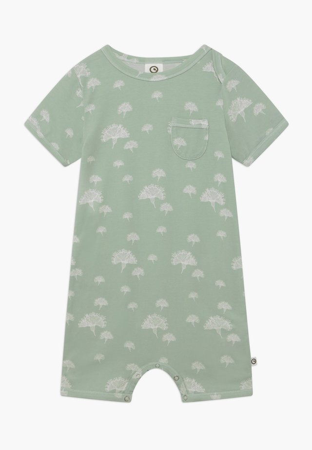 DANDELION BEACH BOY BABY  - Tuta jumpsuit - misty green