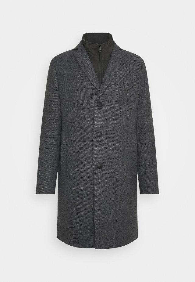 COAT 2IN1 - Classic coat - grey