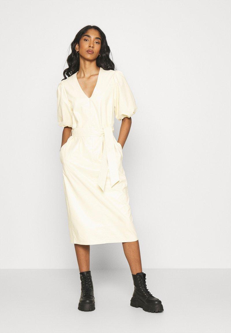 EDITED - FAITH DRESS - Day dress - beige