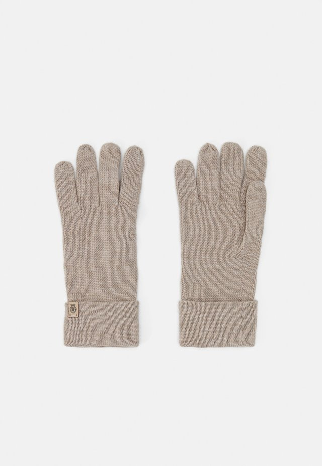 ESSENTIALS BASIC  - Fingervantar - cashmere