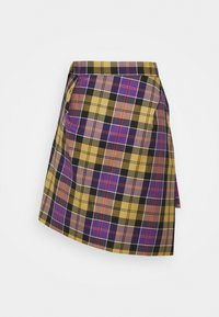 Vivienne Westwood - CASE SKIRT - Mini skirt - multicoloured - 9