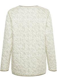 Soaked in Luxury - SLBANKS - Light jacket - viol print whisper white - 6