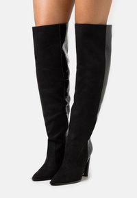 River Island Wide Fit - Boots - black - 0