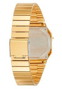 Casio - Digitalklokke - gold-coloured - 3