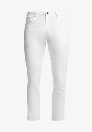 PANTS BARRET - Džíny Slim Fit - white