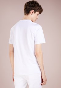 Versace Collection - T-shirt - bas - bianco/oro - 2