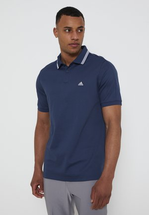GO-TO - Polo - crew navy/white