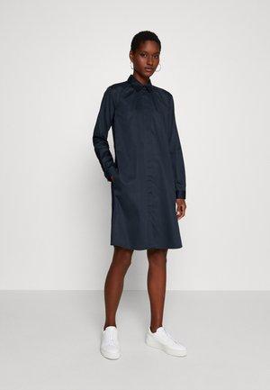 Shirt dress - dark sapphire