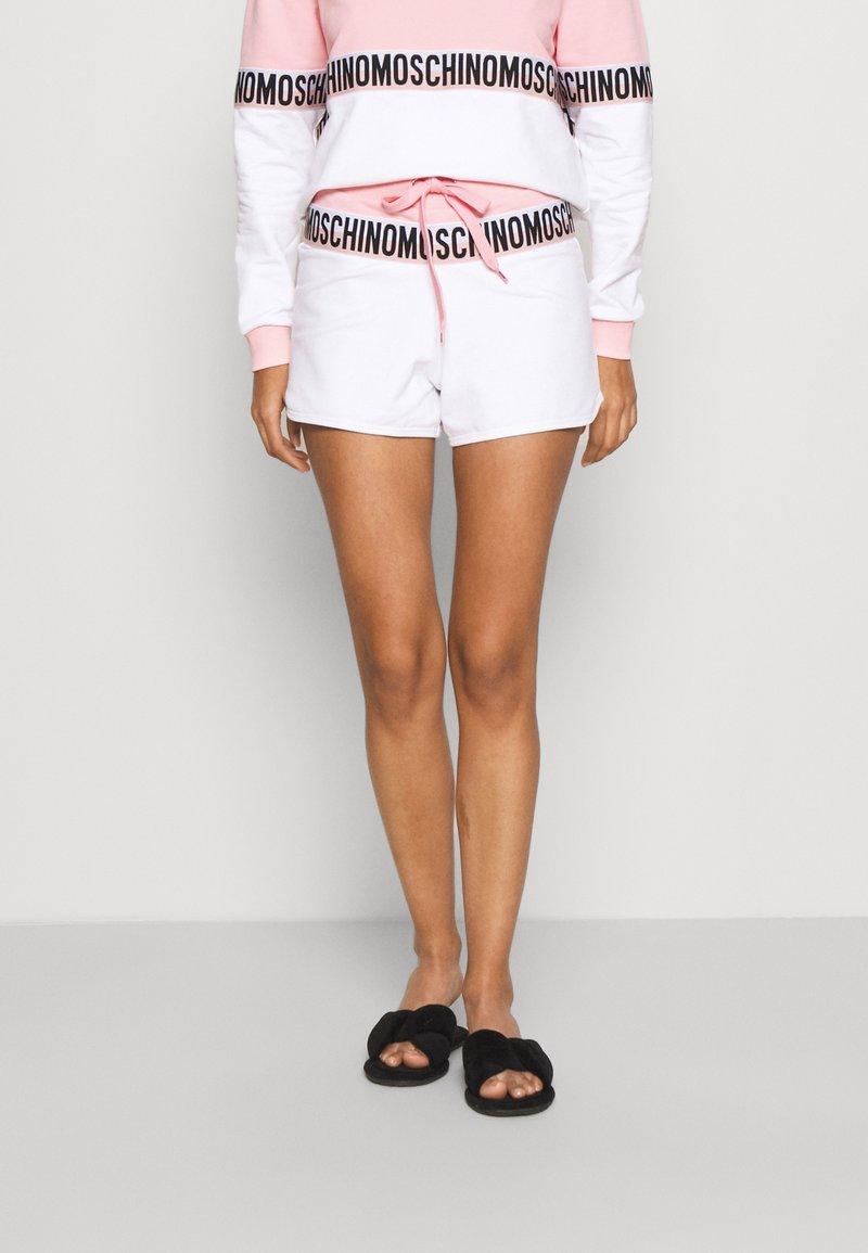 Moschino Underwear - SHORTS - Pyjamasbukse - pink