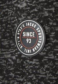 Jack´s Sportswear - Zip-up hoodie - black mix - 2