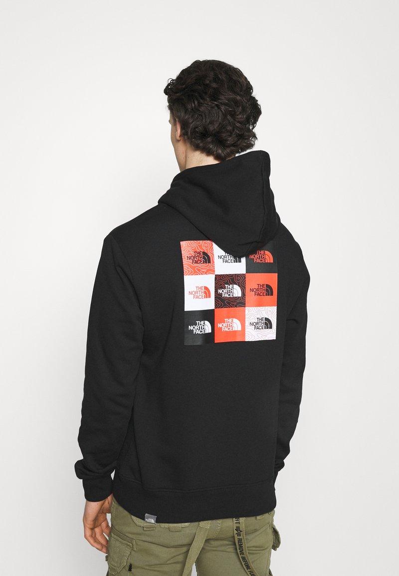 The North Face - MULTI BOX - Sweatshirt - black
